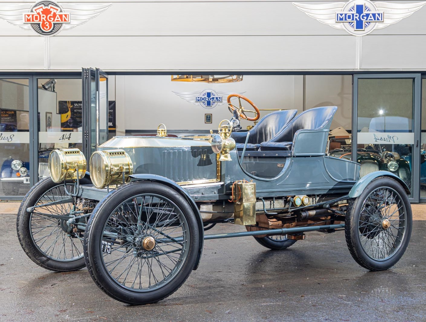 Steam Cars
